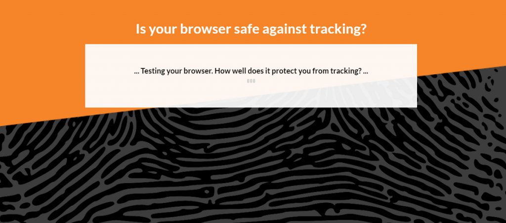 Is your browser safe against tracking